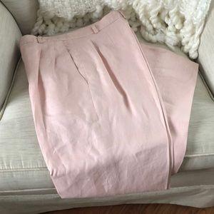 Beautiful Linen lined Liz Claiborne slacks